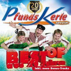 Best of 20 Jahre Pfunds-Kerle spezial - Doppelalbum