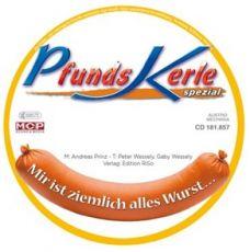 Single-CD - Choncita Wurst - Version Pfunds-Kerle