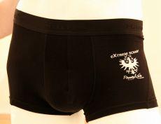 Herren Unterhose mit Druck